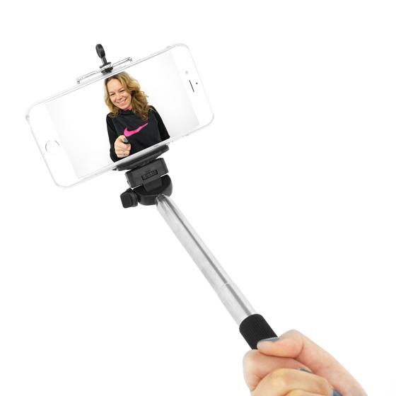 selfie pack selfie stick bluetooth remote shutter custom cases iphone 5s iphone 5c. Black Bedroom Furniture Sets. Home Design Ideas