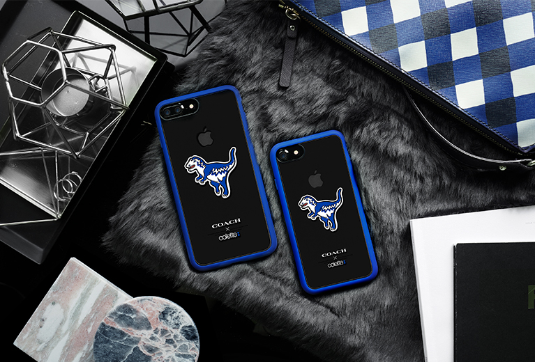 official photos b74f7 21b79 COACH x colette : CASETiFY's Limited Edition Tech Capsule – CASETiFY