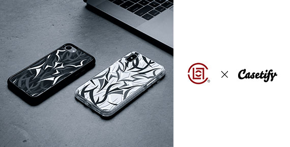 Casetify X CLOT Collection
