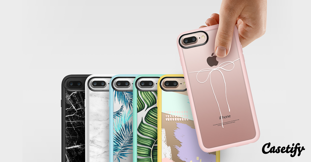 Iphone 7 Plus Cases And Covers Casetify