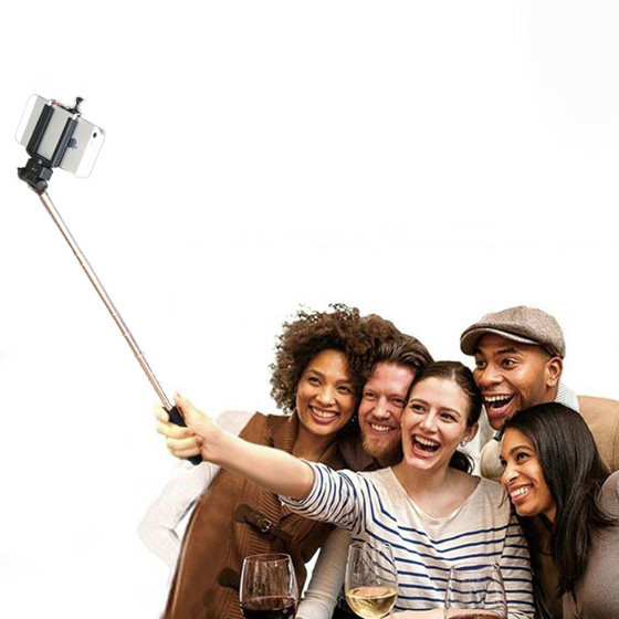 Selfie Stick - Custom Cases : iPhone 5S : iPhone 5C : iPhone 4S : iPad ...
